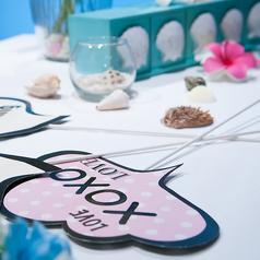 結婚式二次会・結婚披露パーティーなどウエディングパーティーに◎女性憧れのリゾートウエディングがBoraboraで♪