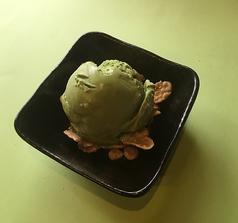 バニラアイス/抹茶アイス