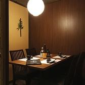 【完全個室】ゆったりテーブル席で仕事帰りにちょっと一杯…。同僚と。