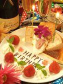 【お誕生日会】や【記念日】には『アンツ流サプライズクーポン』を是非お使いください☆(※無料!)