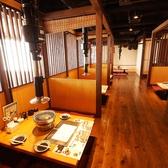 焼肉センター かるび家 武庫之荘の雰囲気3