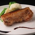 料理メニュー写真魚沼深雪豚バラ肉ステーキ