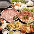 5、逸品料理をコースに1品追加☆&メイン料理のボリュームUP!! .店長特製の逸品料理を一品追加!これでコース料理もボリュームUP!!各コースのメイン料理のボリュームを増量致します!!