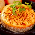 料理メニュー写真カマンベールチーズのフリット