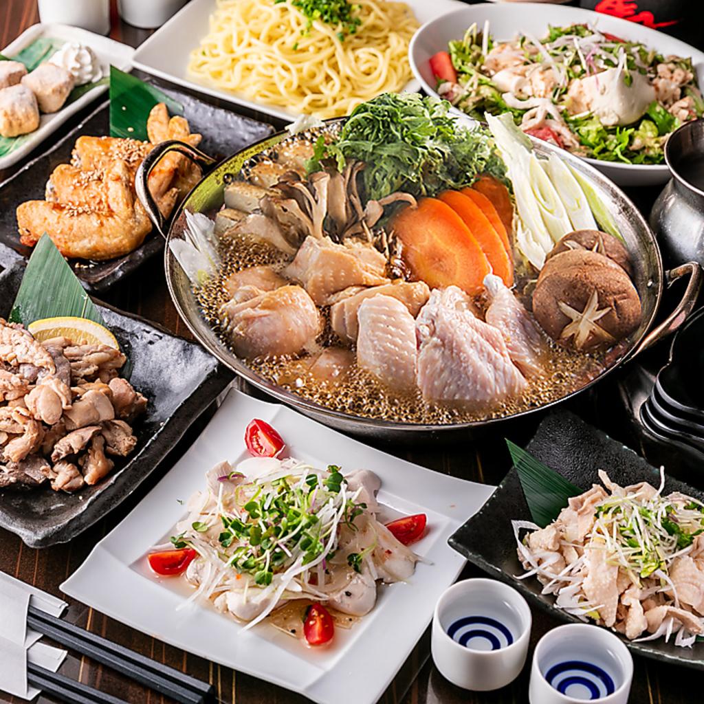 焼き鳥食べ放題 鳥料理専門店 TORISHIN 名駅太閤口店|店舗イメージ7