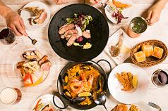 SPAIN Kitchen OCHOの写真