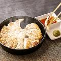 料理メニュー写真鉄鍋餃子(大鍋・13個)