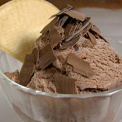 ベルギーチョコアイス/バニラアイス/ストロベリーアイス