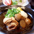 料理メニュー写真広島もみじ豚の角煮