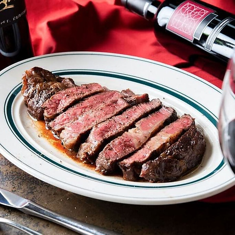 """肉バルではなく""""ステーキバル""""!本格ステーキへのこだわりがGottie's BEEFの真骨頂!"""