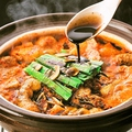 料理メニュー写真黒から鍋