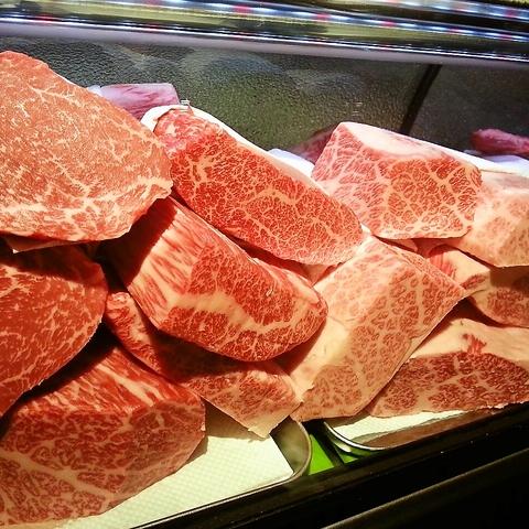 芸能人もお忍びで訪れる、A5ランクの国産黒毛和牛を味わえるお店