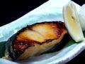 料理メニュー写真塩サバ