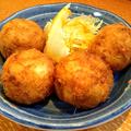 料理メニュー写真【オリジナル】ポテタコ