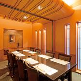 洋室個室  <桜1・2> 6~8名様