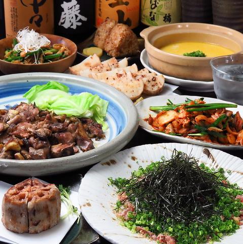 知る人ぞ知る食通が集う横浜の人気店…本場博多の地鶏を堪能!