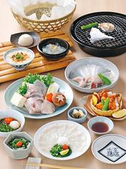 ふぐ料理 玄品 大阪梅田東通のコース写真