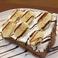 【ココアベース】バナナとチョコレートのシフォンケーキ