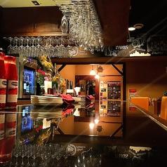 隠れ家 カリフォルニアワインバル 四谷 パリスの雰囲気1