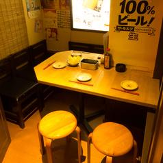 串揚げ居酒屋 忠吉 西新宿の雰囲気1