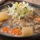 ■ 和牛すじ肉の味噌煮込み
