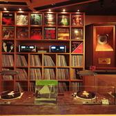 1000枚を超えるレコードのコレクション