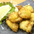 料理メニュー写真鱧の天ぷら