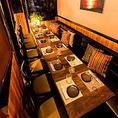 記念日や誕生日のお食事にうってつけ。異なるデザインのソファ席は、インテリアに目が無い女性の皆様にも大好評です◎!♪【浜松 肉バル チーズフォンデュ ラクレットチーズ 女子会 飲み放題 食べ放題 食べ飲み放題 イタリアン  誕生日 記念日 合コン】