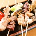 料理メニュー写真【串焼】ヤキトリ