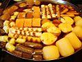 料理メニュー写真名物大鍋料理 【和田楽(おでん)】