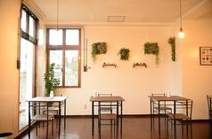 ZUZUsandcafeの雰囲気1
