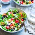 料理メニュー写真7種野菜のごちゃまぜサラダ