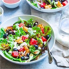 7種野菜のごちゃまぜサラダ