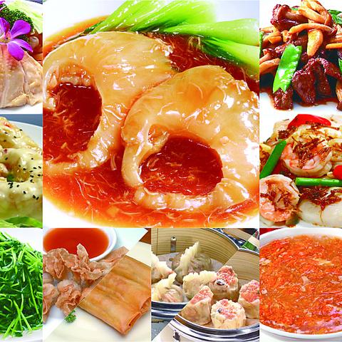 駅チカで本格中華!!広東料理や四川料理を気軽に食べられます♪