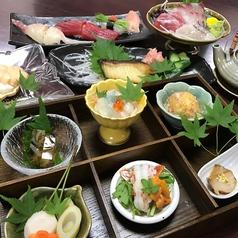 香里寿司茶屋旬魚旬菜 総本山のコース写真
