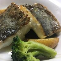 武庫川河口域でとれる旬の魚、武庫川フィッシュのお料理