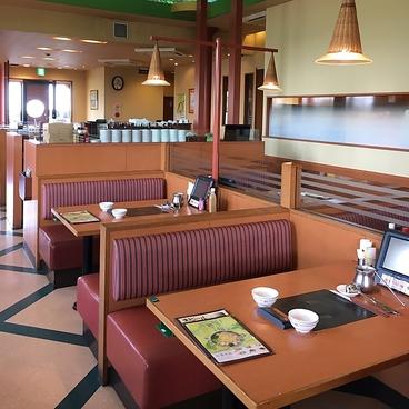 MK エムケイ レストラン 近見店の雰囲気1
