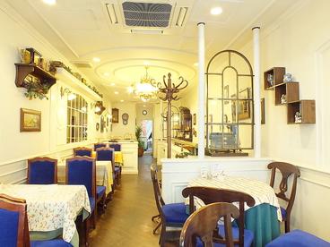 カフェ ザ プラントルーム Cafe The Plant Roomの雰囲気1