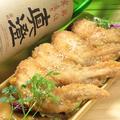 料理メニュー写真九州名物 手羽先の唐揚げ