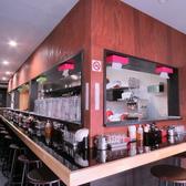 甘えびラーメン 甘麺屋の雰囲気2