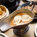 料理メニュー写真水餃子 (4ヶ)