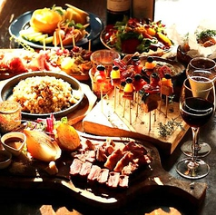 今宵、成田で世界の肉料理とごほうびワインをの特集写真
