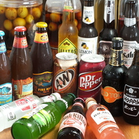 【世界各国のビールが楽しめる♪】