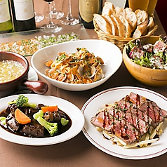 ワイン食堂 空とぶ子ぶた 大崎ニューシティー店の写真