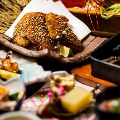 地鶏と個室居酒屋 辻留のコース写真