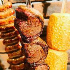 ブラジリアンレストラン シェーガマイスのコース写真