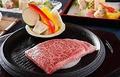 料理メニュー写真特選サーロイン網焼きコース 150g/200g