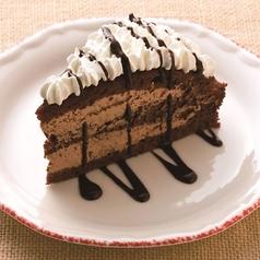 料理メニュー写真チョコレートトルテ