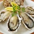 料理メニュー写真牡蠣(生・焼き・蒸し)※2個入り