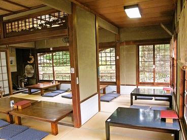 京美茶屋の雰囲気1